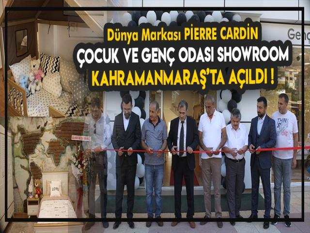 PİERRE CARDİN SHOWROOM
